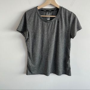 Champion - Grey Short Sleeve Workout Top